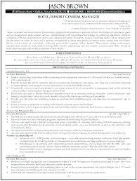 Sample General Manager Resume Sample Of General Resume Dentist Resume Example Examples Of General