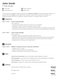 Resume Template Creator Resume Builder Online Your Resume Ready In 24 Minutes Resume Template 13