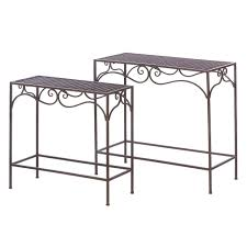black hallway table. Wholesale Umber Wicker Nesting Hall Tables For Sale At Bulk Cheap Prices! Black Hallway Table
