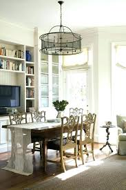 glamorous drum dining room chandelier b2256157 black