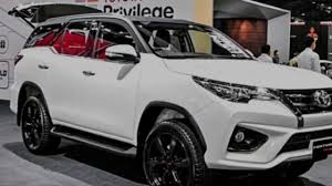 best mid size suv 2017 2018 toyota fortuner the best saling mid size suv youtube