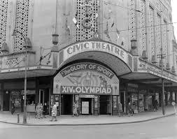 civic theatre 1929