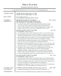 English Teacher Resume Examples Teacher Sample Resume Education ...