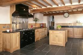 Farm House Kitchens solid wood kitchen built in appliances granite worktop 1784 by xevi.us
