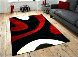 e red carpet blackout modern rug gray white area and black image gallery of agreeable big