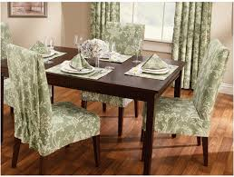great patterned dining room chair covers with dining room chair slipcovers pattern on patterned