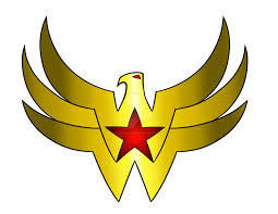 Custom Wonder Woman Logo by SpinningSanity on DeviantArt