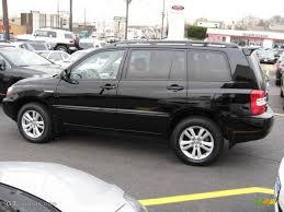 2006 Black Toyota Highlander Hybrid Limited 4WD #3172401 Photo #5 ...