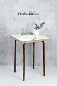 industrial diy furniture. Full Size Of End Table:best Industrial Side Table Ideas On Pinterest Diy Furniture
