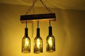 hanging bottle lamp large size of bottle light fixture chandelier candelabra glass bottle chandelier kit hanging