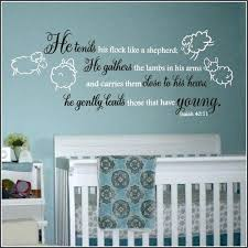 church wall decals and exotic lamb nursery decor lamb and sheep nursery wall decals love this also love for church church nursery wall decals agz