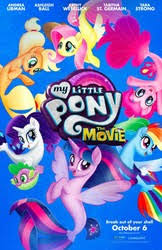My Movie My Little Pony The Movie Reviews Metacritic