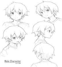 Come Disegnare Personaggi Anime For Android Apk Download