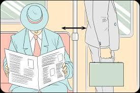 Правила поведения для пассажиров общественного транспорта the  Правила поведения для пассажиров общественного транспорта Изображение № 3