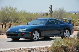 Stock 1994 Toyota Supra Twin Turbo Could Be Yours For The Right ...