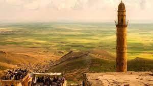 Mezopotamya haritası! Mezopotamya neresi, illeri hangileri?