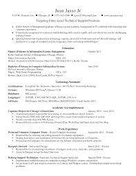 Technical Proficiency In Resume Resume Template