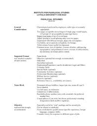 Paralegal Resume Templates Best 20 Awesome Paralegal Resume Sample