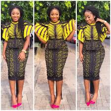 Best African Designs For Ladies African Styles Skirt And Top That Brittish Woman