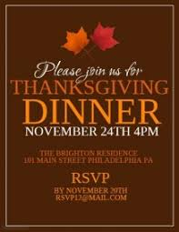thanksgiving party flyer customizable design templates for thanksgiving flyer postermywall