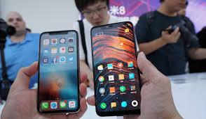 off Xiaomi The Most 's Iphonex Blatant Rip And Mi8 Yet Apple What 006nqar