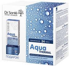 Dr.Sante. Косметический набор Aqua Thermal - ELFASHOP