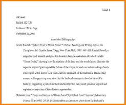 Mla Annotated Bibliography          png   Questionnaire Template