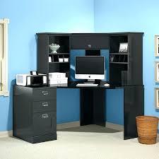 corner armoire desks computer cabinet desk bush my space corner computer desk with optional hutch and