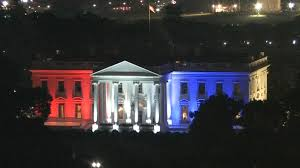 Red Lights White House
