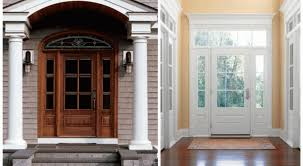 replace front doordoor  Formidable Entry Door Frame Construction Amazing Entry Door