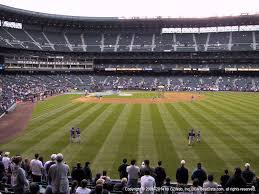 Safeco Field Seating Chart Seattle Mariners Seating Best Seats At T Mobile Park
