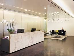 reception areas. MoreySmith Raises The Helical Bar Reception Areas A