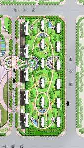 Landscape Design Concept Landscape Design Masterplan Mixed Use Development Modern