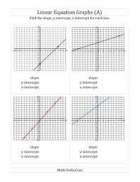linear graphing worksheet cute algebra i honors mrs jenee blanco go mustangs 8 6 slope work