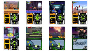 ben 10 protector of earth game 1st