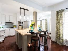 Long Curtains In Kitchen Property Brothers Drew And Jonathan Scott On Hgtvs Buying And