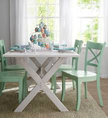 picnic table contemporary dining room chicago by crate barrel with plan 4