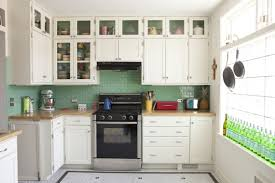 L Shaped Small Kitchen White Cabinet And Furniture For Small L Shaped Kitchen Designs