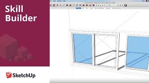 This tool can create an arc from two points and a drag. Dashed Lines In Sketchup Pro 2019 Youtube