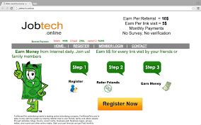 Getting Paid Monthly Jobtech Online Scam Review An In Depth Review Of This Work From