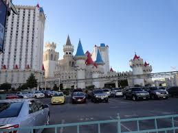 o roundtable buffet fica dentro do excalibur hotel foto do autor