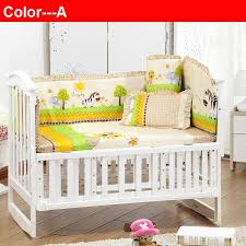120 70cm fashion cotton baby bedding washable baby bed linen lovely cartoon bed linings for 0 5 years old kids baby bedding baby bed linen bed linings