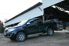 Road Test: 2012 Toyota Hilux 2.5 D-4D 4WD : SpeedDoctor.net
