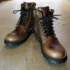 boots ho win horween leather shoes ho win leather slowearlion throw wear lion middle bootlace up dealer limited limitation colored vibram sole chrome excel