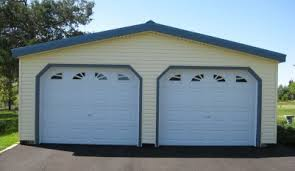 2 car garages 24x24 two car garage