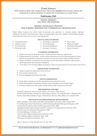 Resume For Dental Assistant Job Nice Dental Assistant Job Description Samplebusinessresume 54