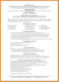 Resume For Dental Assistant Job Nice Dental Assistant Job Description Samplebusinessresume 54
