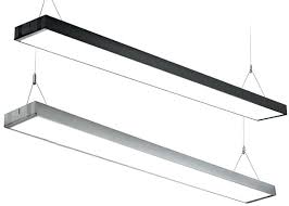 suspended lighting fixtures. Suspended Ceiling Lighting Led Lights Linear With Seamless Connection Fixtures -