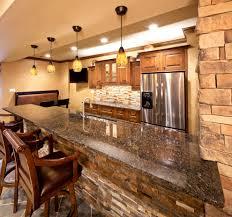 Kitchen With Stone Backsplash Stone Backsplash Ideas Kitchen Midcentury With Kitchen Hardware