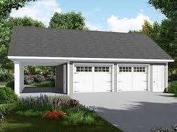 2 car garage with carport 001g 0007